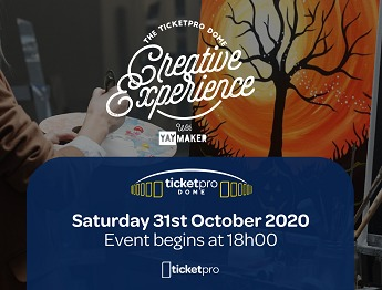 Ticketpro Dome Creative Experience with Yaymaker